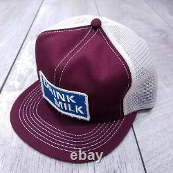 Lot of 5 Vintage Kid/Boy Size K-Brand Pepsi Coke Sprite Trucker Hat Cap Snapback