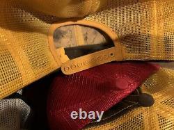 Lot of 50 Vintage John Deere Pepsi Dekalb Snapback Trucker Hat Cap Made In USA