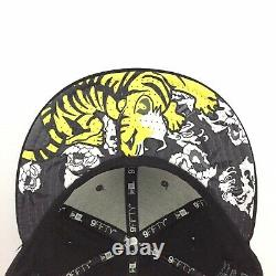 Tokidoki TKDK NewEra Hat Geisha Asian Cat Girl Tiger Tattoo Snapback Trucker Cap
