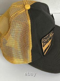 Vintage Chattanooga Chew Mesh Trucker Snapback Hat Baseball Cap