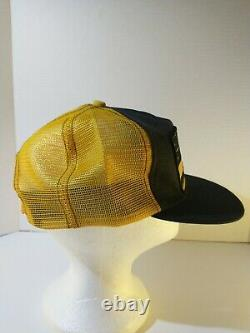 Vintage Chattanooga Chew Tobacco Mesh Trucker Snapback Hat/Cap MADE IN THE USA