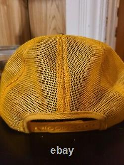 Vintage Ford Tractors Equipment Snapback Trucker Hat Cap RARE K Brand Products