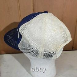 Vintage Goodyear Patch Mesh Snapback Trucker Hat Cap Factory A49
