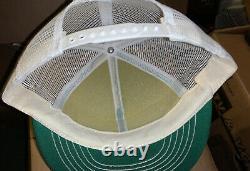 Vintage John Deere Minneapolis Mesh Trucker Snapback Hat Cap Patch USA