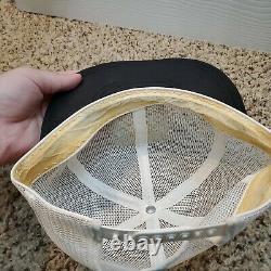 Vintage John Deere Snapback Trucker Hat Full Mesh Patch Cap Louisville USA