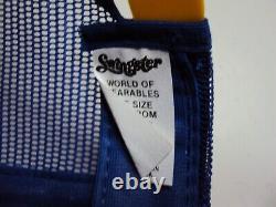 Vintage Michelin Snapback Trucker Hat Full Mesh Patch Cap Swingster USA