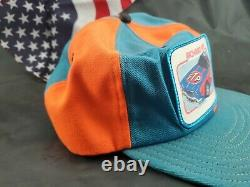 Vintage Richard Petty Patch Baseball Snapback Cap Trucker Hat