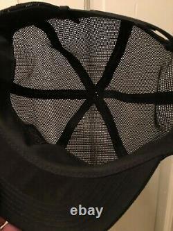 Vintage STIHL Full Mesh Patch Snapback Trucker Hat Cap Made USA K Products Farm