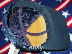 Vintage Snap-back GOODYEAR Truckers Hat / Cap NASCAR Racing K-Products (NEW)