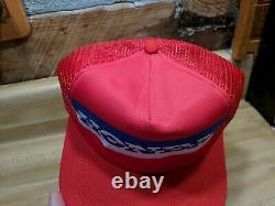 Vintage Team Honda Racing SnapBack Trucker Hat Cap Rare NOS CALIFORNIA HEADWEAR
