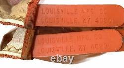 Vintage Trucker Hat Lot (8) Snapback Cap Patch Mesh K-Brand Louisville Full Mesh