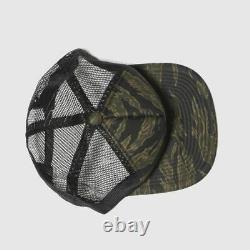 Adidas Originals Hommes Camo Trucker Cap Snapback Mesh Hat One Size Khaki/camo