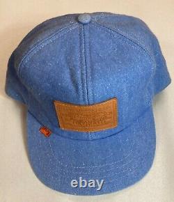 Cru Casquettes De Casquette De Baseball Casquette De Camionneur Snapback Denim Patch Levi Made In USA