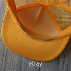 Fck Suprême R. Crumb Camionneur De Maille Snapback Hat 2008 Cap Made In USA