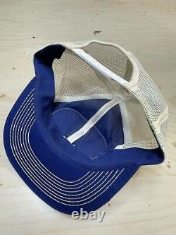 Iron Workers Portland Patch K Brand USA Snapback Trucker Mesh Hat Cap Rare