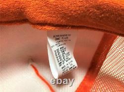 Kapital Kountry Love & Paix Beethoven Camion Chapeau Chapeau Camionneur Neuf Orange