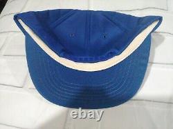 New Vintage 70s 80s Pepsi Snapback Trucker Hat Cap Brodé Patch USA