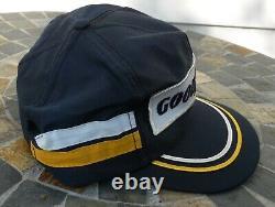 Rare Vintage Chapeau Goodyear Cap Snapback Louisville Trucker
