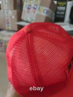 Vintage 80s K-brand Mesh Scies À Chaîne Stihl Trucker Snapback Hat Cap K Produits