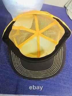 Vintage Baca Telephone Snapback Mesh Trucker Hat Cap K-brand Patch USA Produit