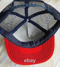 Vintage Born Gratuit Taxé À La Mort Mesh Trucker Hat Snapback États-unis Drapeau Cap