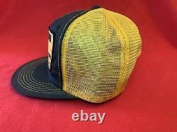 Vintage Chattanooga Chew Mesh Trucker Snapback Chapeau / Casquette De Baseball Priorité Gratuite