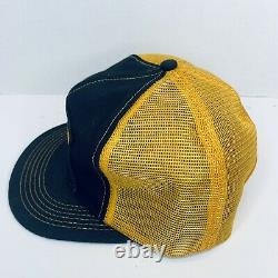 Vintage Chattanooga Chew Mesh Trucker Snapback Hat/baseball Cap K Marque