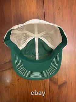 Vintage Harry Gant Skoal Bandit K-produits Mesh Trucker Snapback Chapeau De Patch