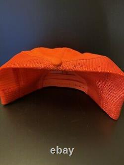 Vintage Husqvarna K Products Chainsaw Patch Mesh Snapback Trucker Hat Cap États-unis