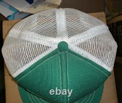 Vintage John Deere Minneapolis Mesh Trucker Snapback Hat Cap Patch États-unis