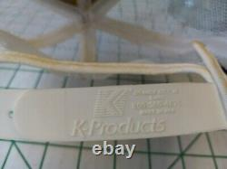 Vintage K Produits K Marque Stihl Patch Snapback Trucker Hat Cap USA