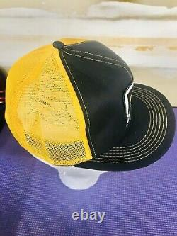 Vintage Kennametal Metal Snapback Mesh Trucker Hat Cap K-brand Patch USA Produit