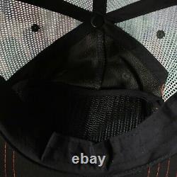 Vintage Rare Von Dutch Logo Camo Mesh Trucker Snapback Hat Cap Camouflage 2