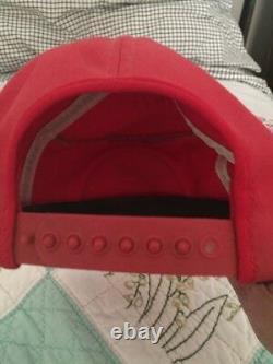 Vintage Red Wing Shoes Chapeau Snapback Cap Camionneur Réglable
