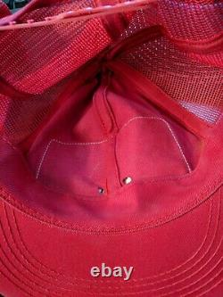 Vintage Snapback Trucker Hat Phillips 66 1982 Foire Mondiale Cap K-brand USA