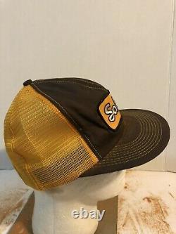 Vintage Sokota Trucker Hat Snapback Cap Patch K Brand Product USA Farm