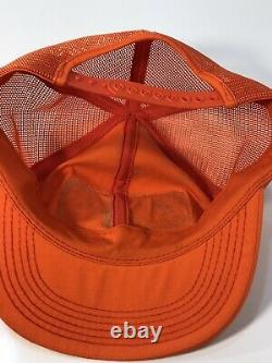 Vintage Stihl Mesh Patch Snapback Trucker Hat Cap Made USA K Products Farm