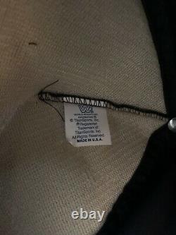 Vintage Wwf Lutte L'entrepreneur Snapback Chapeau De Camionneur Cap 90s Deadman Nwot