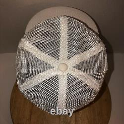 Vtg Blue Mountain Potatoe Growers 70s 80s USA K-brand Trucker Hat Cap Snapback